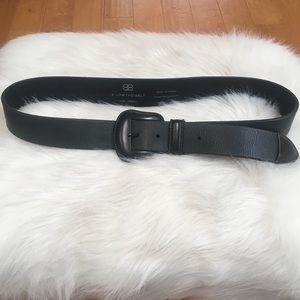B-low the Belt Matte Back Frank Belt
